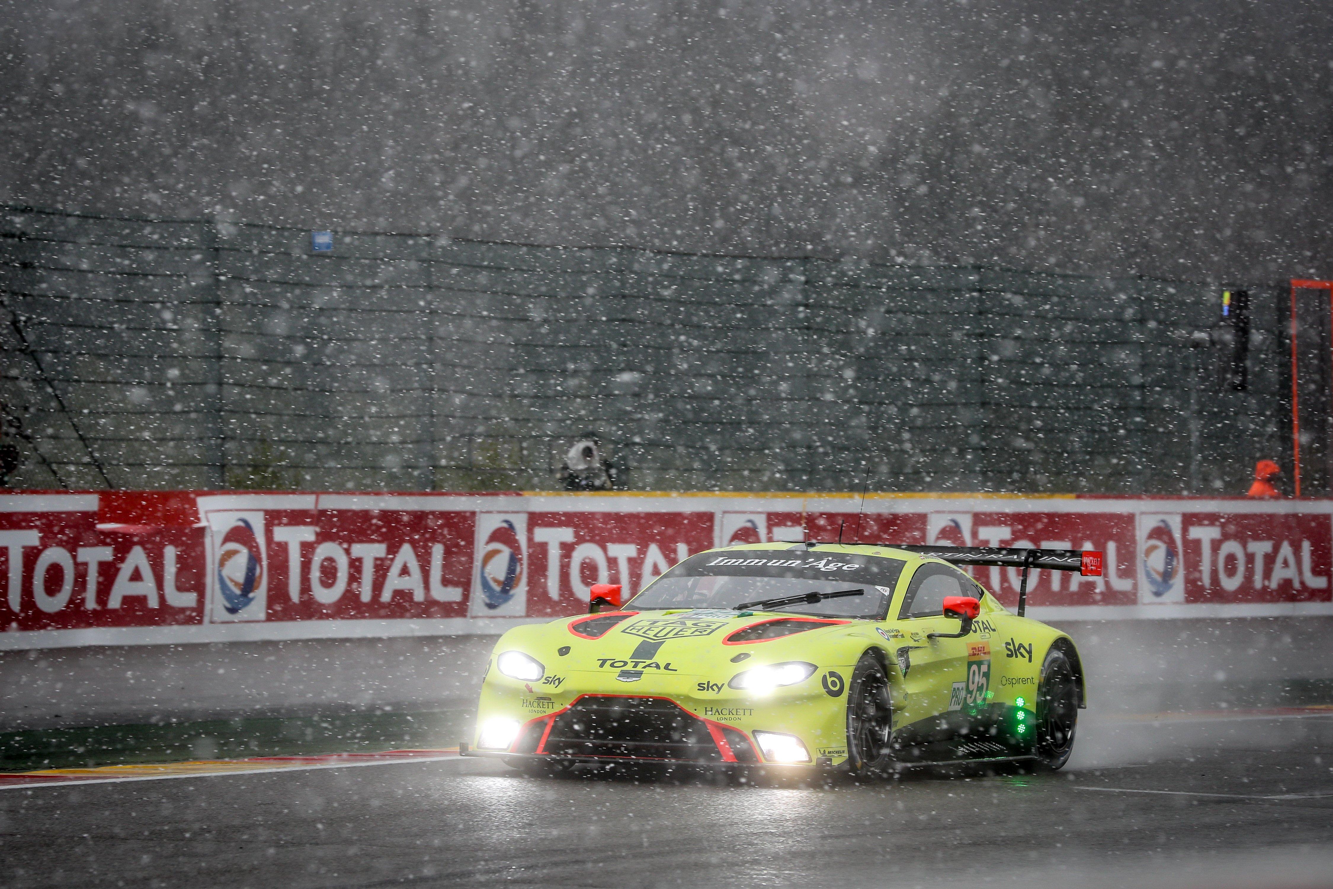 6H Spa Francorchamps, Aston Martin Racing