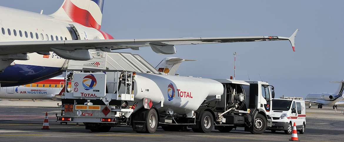 Nos carburants pour l'aviation