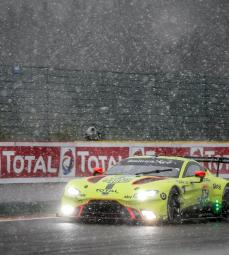 6H Spa-Francorchamps WEC, Aston Martin Racing