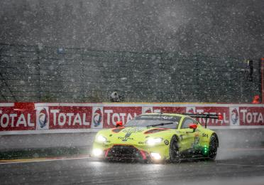 6H Spa Francorchamps, Aston Martin Racing