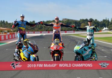 Moto2 2019 Valencia