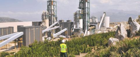 Industrie du ciment