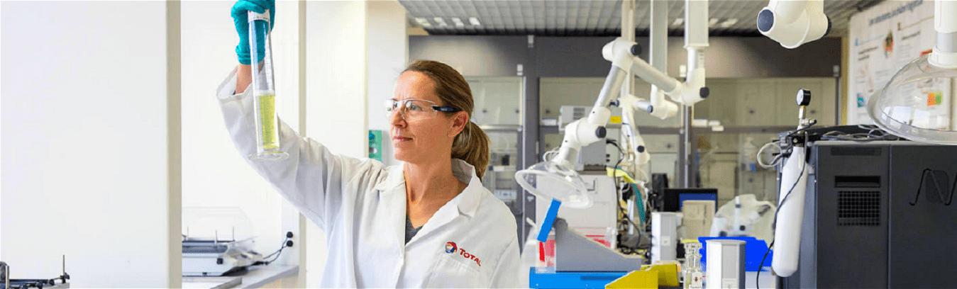 ANAC, das Öldiagnose-System von TOTAL