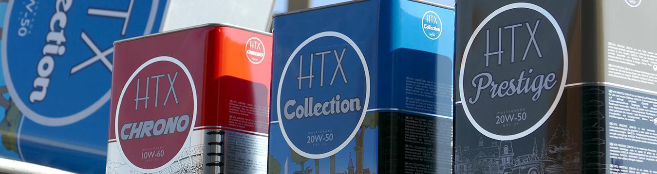 HTX Classic Cars, hochwertige Motoröle für Ihre Klassiker